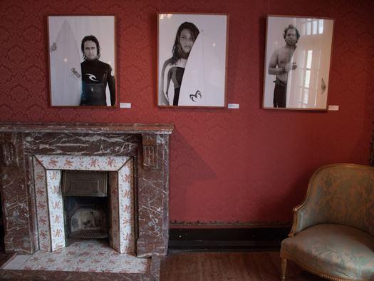 Sandy Worm's portraits